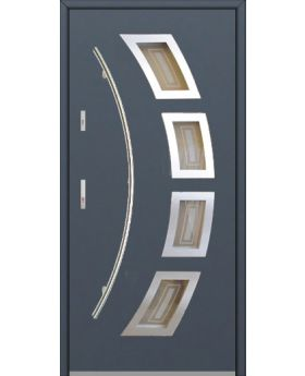 Fargo 21A - external solid front door