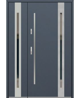 Fargo 25B DB - front door design with side panels
