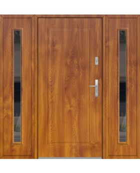 Fargo 27 T - modern double front door