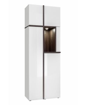 WSW Chandler - high contemporary wall cabinet