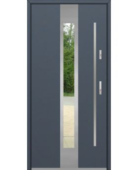 Fargo 30 - house front single door