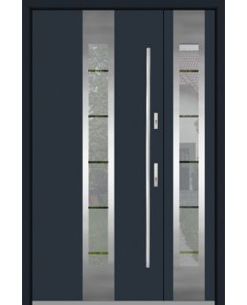 Fargo 30 DB - double front solid door