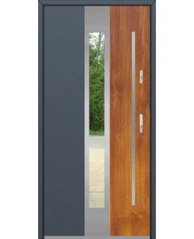 Fargo 30 DUO - two colours external front door