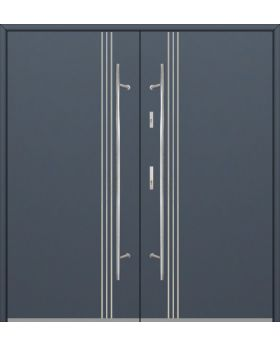 Fargo 32A double - double front doors / french doors