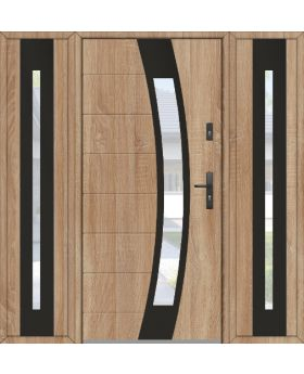Fargo 38T - double front entry doors