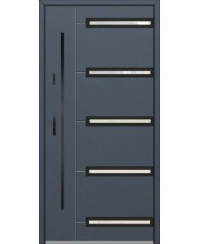 Fargo 39 A - single contemporary front door