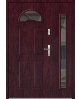 Fargo 4db - front doors with side panels