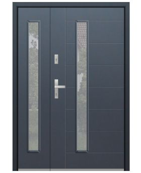 Fargo 42 DB - double front solid door