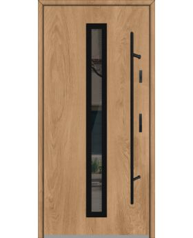 Fargo GD01A - contemporary front door