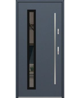 Fargo GD01C - contemporary entrance door