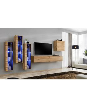 Shift 13 - media wall unit