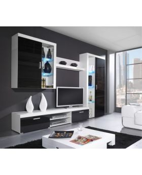 Venice 4 - modern entertainment center