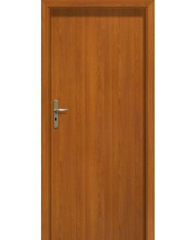 Plano DEC - wooden rail interior door