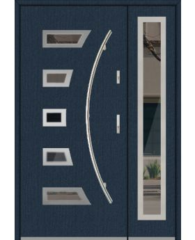 Fargo 23A DB - entrance door with side panel