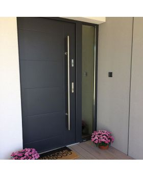 Fargo 26d - steel front door