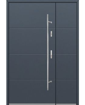 Fargo 26I DB - house front door with side panel
