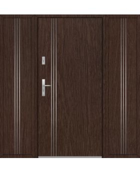 Fargo 32A T - entrance door with side two panels