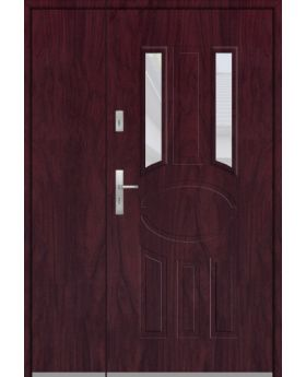 Fargo 33A DB - entrance door with side panel