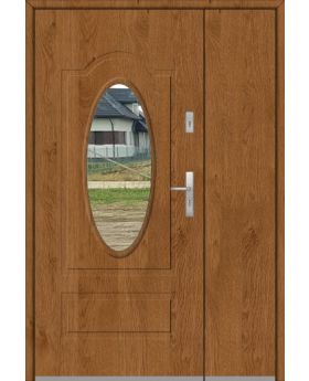Fargo 8 DB - front doors with side panel