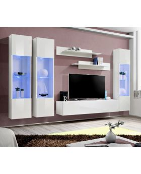 Idea d11 - contemporary entertainment center