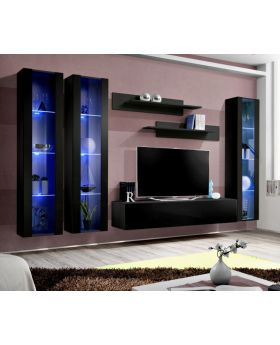 Idea d8 - wall entertainment center