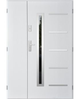 Sta Picard Uno - front door with one side panel